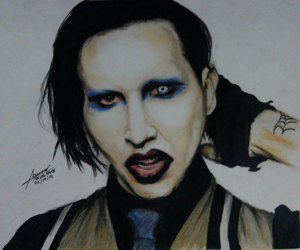 Marilyn Manson by weeee99