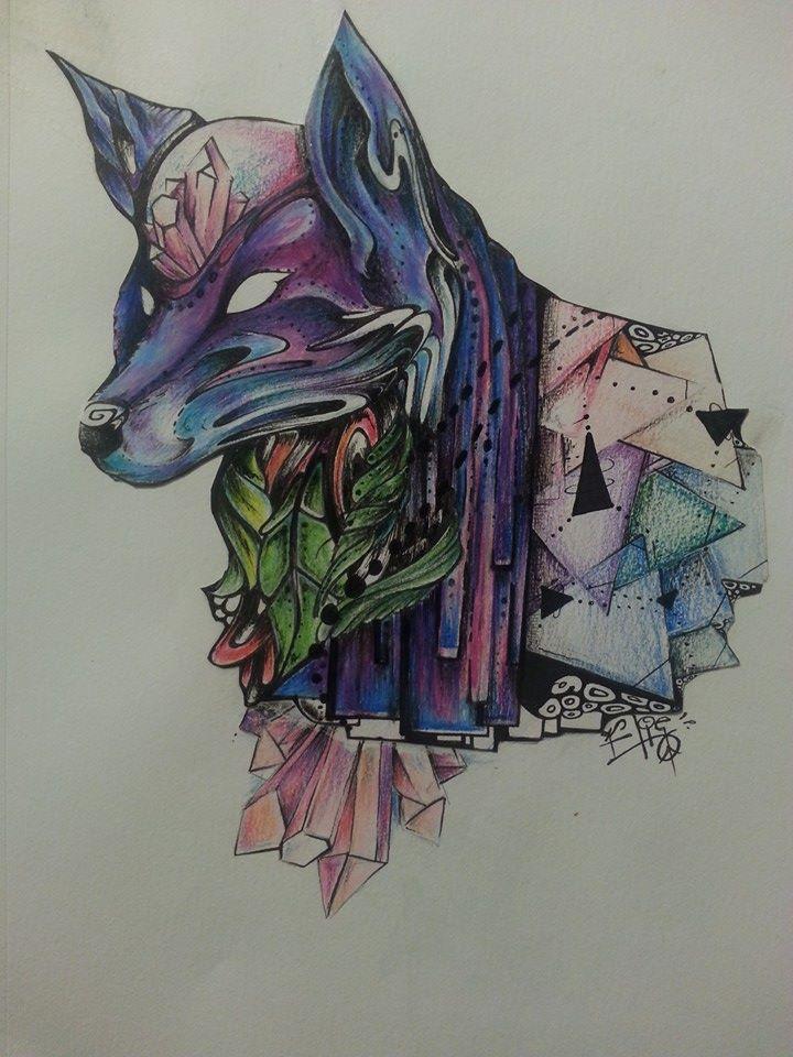 Wolf by elielikeanaeel