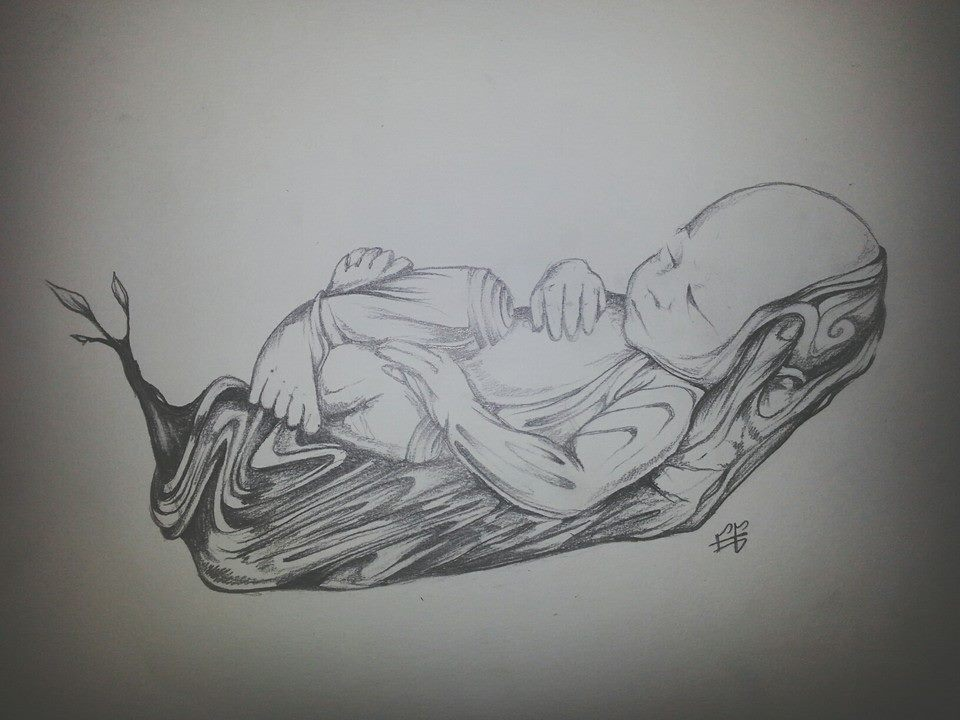 Alive to be reborn. by elielikeanaeel