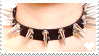 Punk Necklace - Stamp by Creepper-Blue