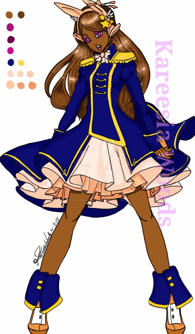 Captain Ichi by karisushieater