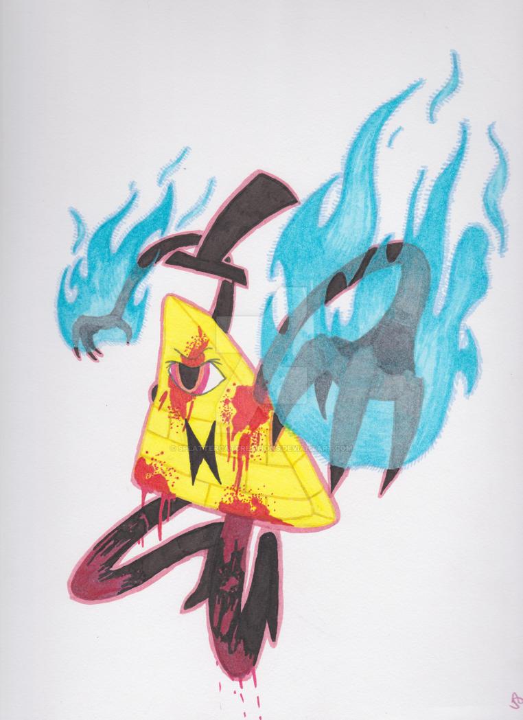 Angry Dorito by dragonholder411