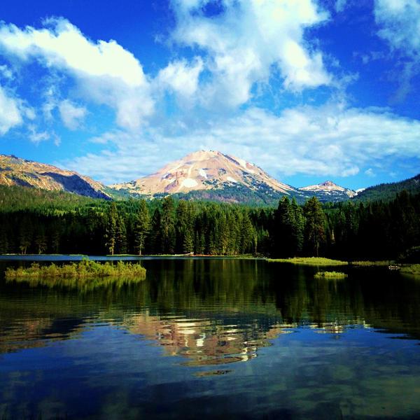 Lassen Peak by lovelife99