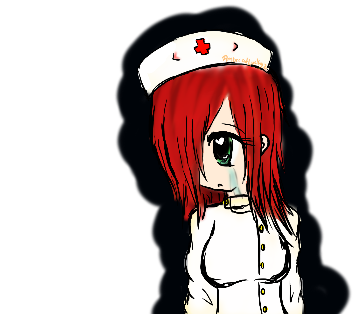 Little Nurse by Ambercatlucky2