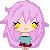 Makoto Pixel Icon Gift by Ambercatlucky2