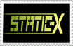 Static-X Stamp by Ambercatlucky2