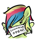 Commisions Open! by Ambercatlucky2
