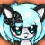 Minty Bow Icon by Ambercatlucky2