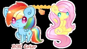 Rebubble Ponies