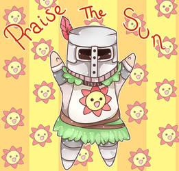 Praise The Sun! by Ambercatlucky2