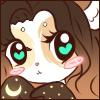 Ontra Blush Face Emote by Ambercatlucky2