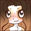 Ontra Embarrased Face Emote by Ambercatlucky2