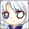 Asha lidded smile  Face Emote by Ambercatlucky2