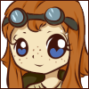 Czarcasm Smile Face Face Emote by Ambercatlucky2