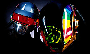 Daft Punk by opheliac-ce