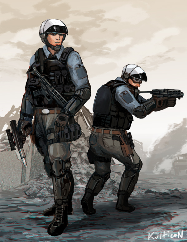 Rebel Fleet Trooper Redesign By Thedrowningearth On Deviantart