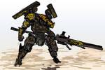 Magister Assaulter WIP
