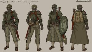Downfall - Wandering Warrior
