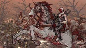 Rider of Calamity