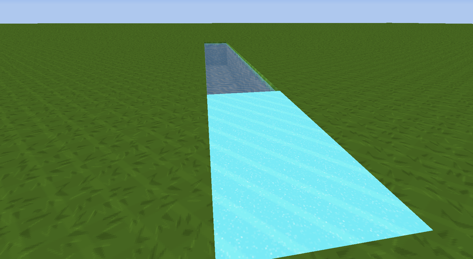 Minecraft Sphax Blue Glacier Ice Preview By Tazer4ever On Deviantart Breaking the block without silk touch drops nothing. deviantart