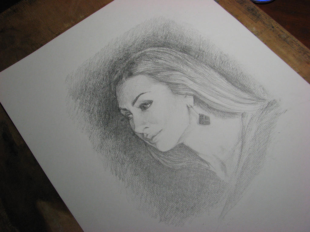 Portrait by Lenika86