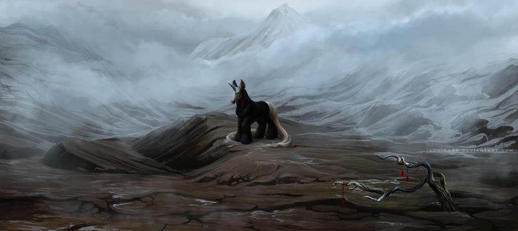 Tibet by Lenika86