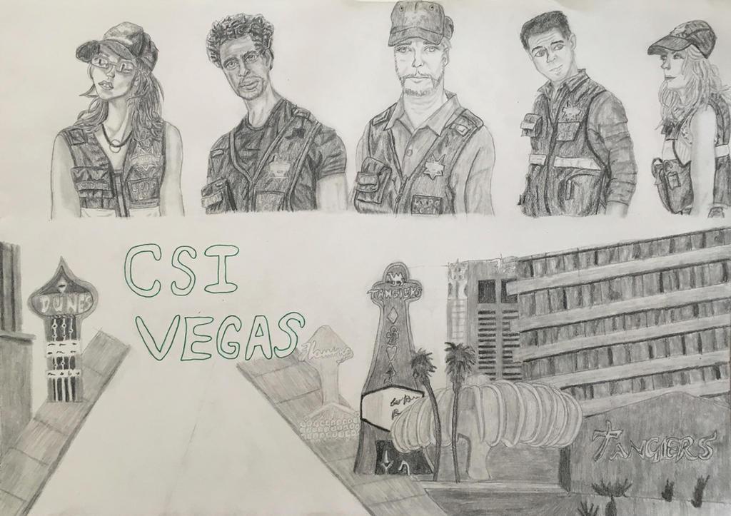 CSI Vegas by YubariGogo