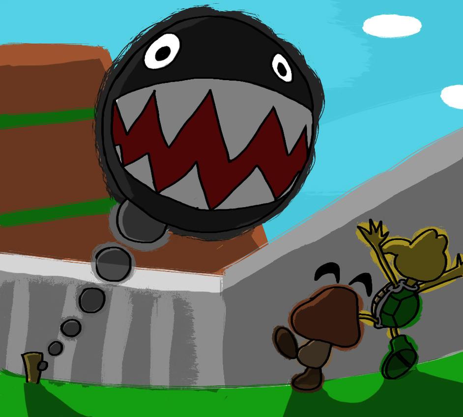 Bob-Omb Battlefield - Get Off My Lawn!! by Guuguuguu