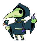 Shovel Knight - Plague Knight