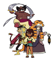 Indivisible - The First Four