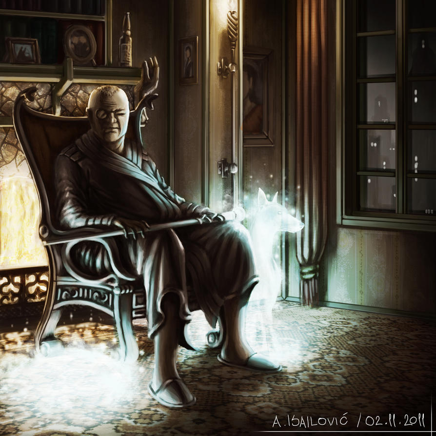 Frederik Robertson, Thelema Society by SkavenZverov