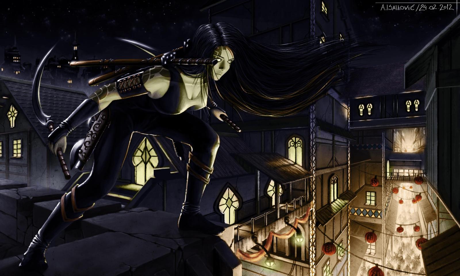 EliteZeon'-s Art Trench - Library of Whispers - Guild Wars 2 Guru