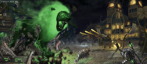 Welcome to Lion's Arch - Guild Wars 2 Fan Art