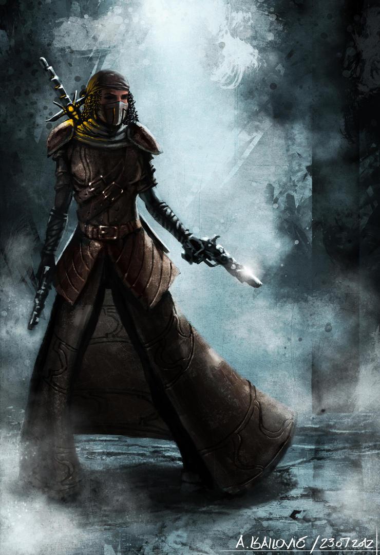 Guild Wars  Build Derviche Envouteur