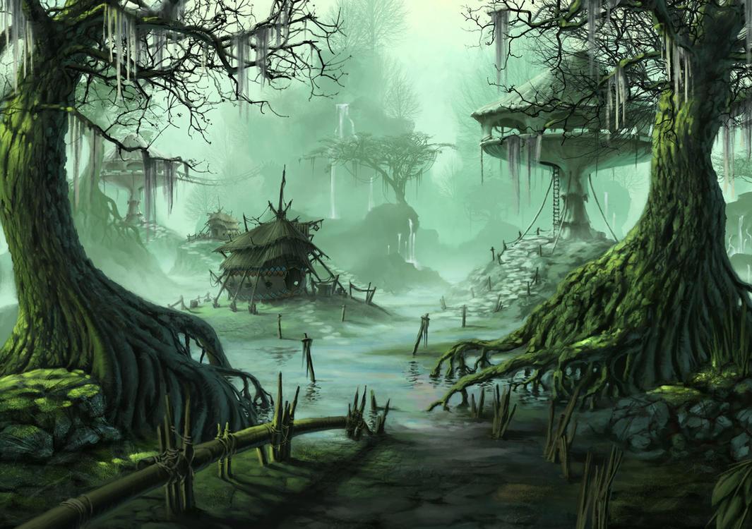 Marfling Swamp - Le Dernier Bastion by SkavenZverov