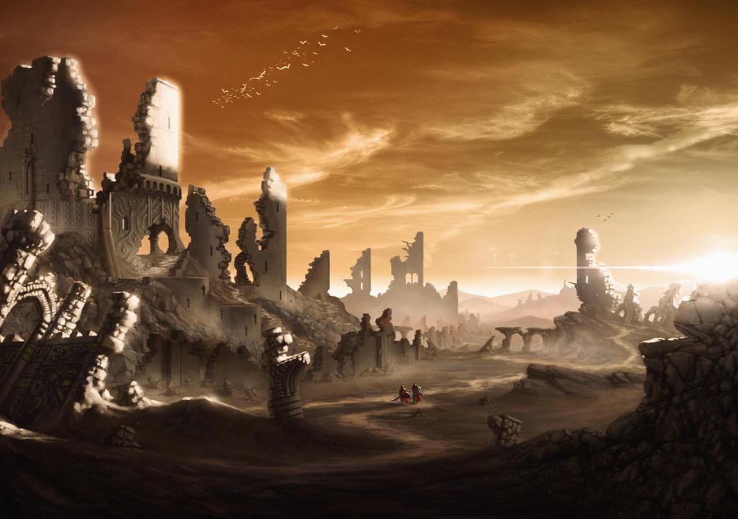 Ormazurian's Fortress - Le Dernier Bastion by SkavenZverov