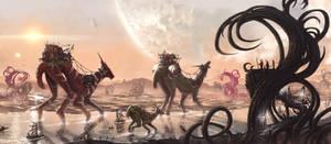Alien World Contest - CGMA - Project Antharra