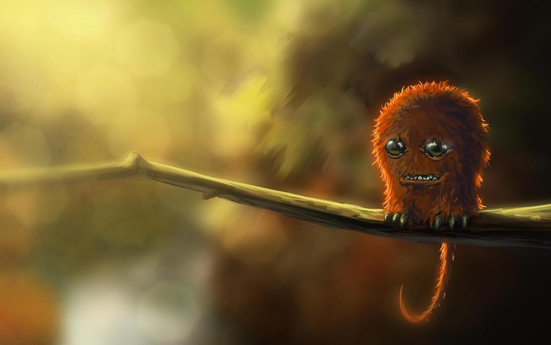 Furry Destroyer of Universe by SkavenZverov