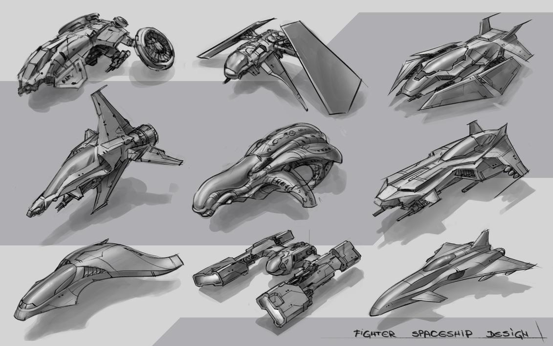 spaceship design by jasons21 - photo #24