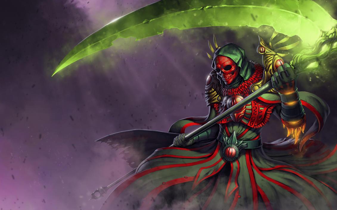 Guild Wars 2 Fan Art - Necromancer by SkavenZverov