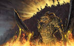 Guild Wars 2 Art - Kraven Steelfang