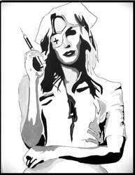 Tarantino's girls 2 by bfreaky