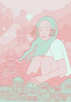 spring melancholy