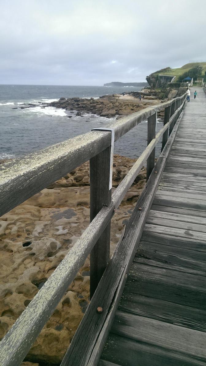 Pier by TasmanianDevilzz