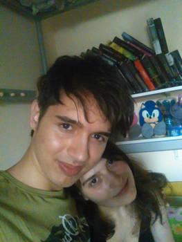 Tony and Nene