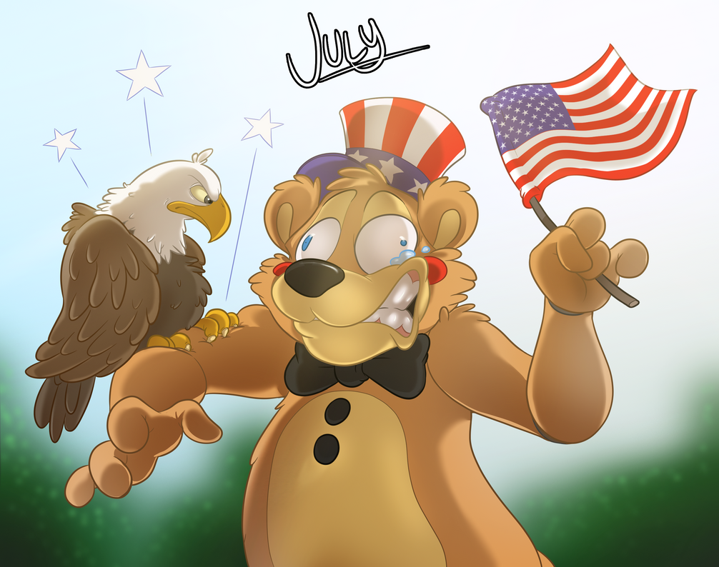 July pic!! by TonyCrynight