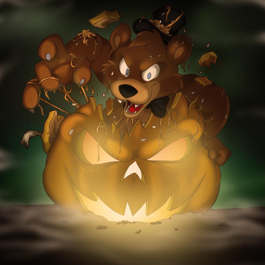 Happy Halloween 2018! by TonyCrynight
