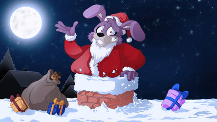 Bonnie's Christmas by TonyCrynight