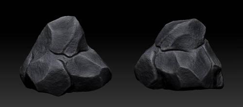 Rocks by MissMerlynn