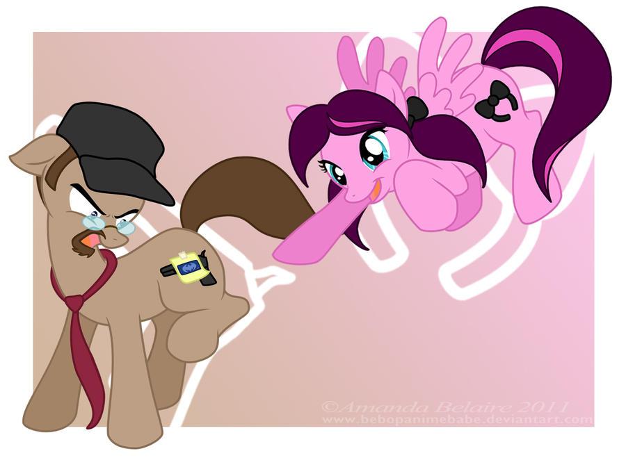 Mad Little Pony - Nostalgia by ImmortalTanuki